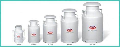 Milk Cans For Transportation – Which One We Should Buy?