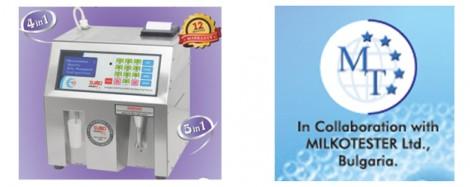 Sumo Impart Integrated Data Processor for Milk Collection Centre