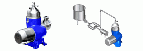 Get up-to 5% Higher Yield During Ghee & Butter Oil Processing through CENTRIFUGAL SERUM SEPARATORS